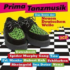 PRIMA TANZMUSIK-DAS BESTE DER NEUEN DEUTSCHEN WELL 3 CD NEU