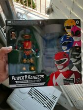 Hasbro POWER RANGERS Alpha 5 Zordon Robo-Teddy Lightning Walmart Exclusive rare
