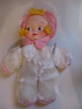 Rare HTF Vintage Gund Creation Collectible Baby Doll DolliGund - 1950's