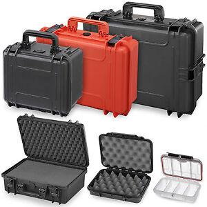 Protective IP67 Tool Laptop Camera Gear Equipment Plastic Hard Case Box Trunk