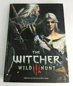 The Witcher 3: Wild Hunt Complete Edition Collector's Guide : Prima Collector's