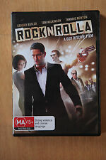RocknRolla (DVD, 2009) - Gerard Butler Tom Wilkinson  VGC PRE OWNED (Box D6)
