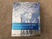 GEORGE OMURA - Mastering AutoCAD 2011 and AutoCAD LT 2011 - ** Brand New **