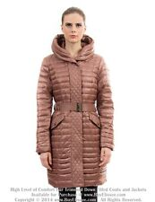 Goose Down Quilted Coat Jacket Thin Parka sz XXL / US 14 EU 52 $595 NWT Пуховик