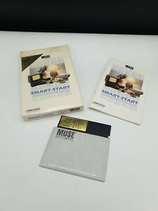 Rare : Muse Software - Smart-Start Commodore 64 128 Disk Version
