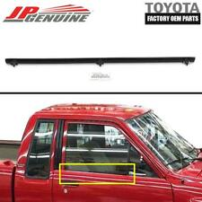 Genuine Toyota 4Runner Pickup Oem Door Glass Weatherstrip Molding 68160-89116