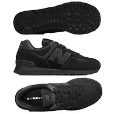 New Balance NB 574 Core Classics Black ML574ETE sz 10.5 D New Running Shoes NIB