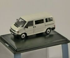 VOLKSWAGEN T4 Bus in White - 1/76 scale model OXFORD DIECAST