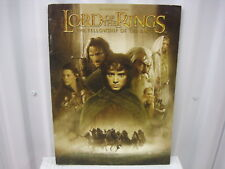 Lord of the Rings Fellowship of the Ring Piano Vocal Chords Music Song Book