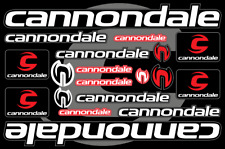 Cannondale Decals Stickers Bicycle Graphics Kit Autocollant Aufkleber Adesivi #1