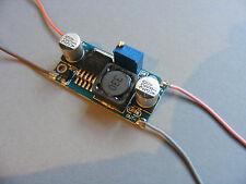 Voltage converter adjustable Pre wired