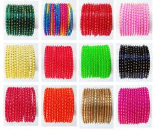 Bangles Kids Indian Bangle Set Bracelet Girls New Colours Children Design Bangle