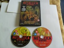 METALLICA - Some Kind Of Monster (2DVD 2004) Region 2