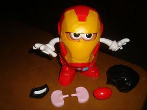 Playskool Mr. Potato Head Iron-Man & Tony Stark