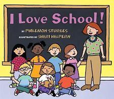 I Love School!-ExLibrary