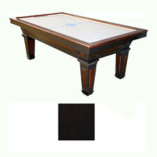Old World Maple Dynamo Worthington Air Hockey Table