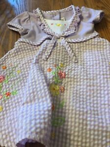 dress for baby girl, Youngland Brand, Size 12 Months
