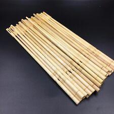 10 Pcs Wooden Flute Cleaning Rod wood good workmanship