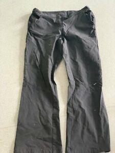 Rohan Walking Trousers size 14R black