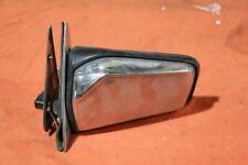 ORIGINAL Mercedes Benz W114 W115 W116 W123 Chrom Außenspiegel Spiegel Links DE ✓