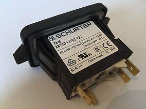 Kranzle 115 125 135 Druck Scheiben Elektrisch Auf / Off Wippschalter/Abdeckung
