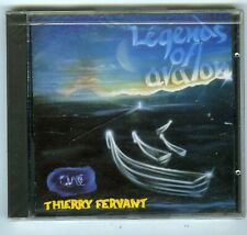 CD (SEALED) THIERRY FERVANT LEGENDS OF AVALON