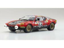 Kyosho 1/18 De Tomaso Pantera GT4 n.43 Le Mans 1975 modellino apribile