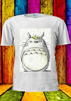 My Neighbor Totoro Ghibli Vintage T-shirt Vest Tank Top Men Women Unisex 358