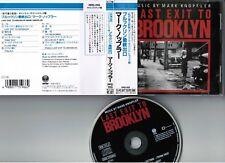 MARK KNOPFLER Last Exit To Brooklyn DIRE STRAITS JAPAN CD PPD-1115 w/WIDE OBI