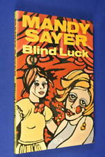 MANDY SAYER Blind Luck BOOK Australian Fiction