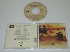 CITY OF JOY/SOUNDTRACK/ENNIO MORRICONE(EPIC 471670 2) CD ALBUM