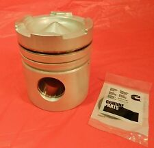 Genuine Cummins 855 Big Cam III Piston 3804413 3095756 3801058 3017349 14.5:1