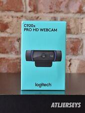NEW Logitech C920x Pro HD 1080p Webcam XSplit Video Calling and Recording