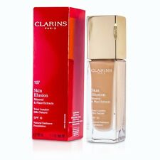 Clarins Skin Illusion Natural Radiance Foundation SPF - #107 Beige 402671 30ml