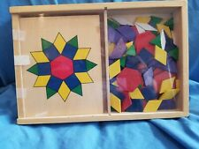 Pattern Blocks & Boards by Melissa & Doug's