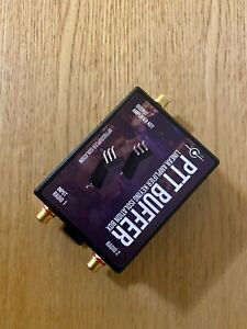 Amplifier PTT Keying Buffer Interface / OPTICAL ISOLATION / PROTECT YOUR RADIO