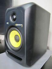 KRK CL5G3 5 inch Classic Professional Bi-Amp Powered Studio Monitor Used
