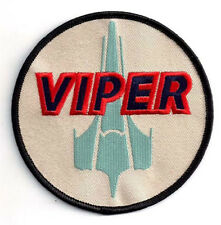 Battlestar Galactica viper uniforme-écusson patch replica original fidèle NEUF
