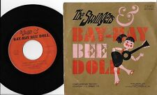 "TEEN 45 & PICSLV on J.C. PENNEY-THE SWINGERS -""BAY-HAY BEE DOLL""  [VG rec/VG-PS]"
