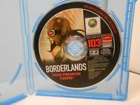 Borderlands --  DISC. ONLY, Game of the Year Edition (Microsoft Xbox 360, 2010)