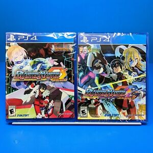 Blaster Master Zero 1 + 2 II + All DLC (PS4 PlayStation 4) Limited Run Games