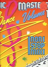 MUSIC MASTERS disco dance music VOL 1 holland 1984 INJECTION