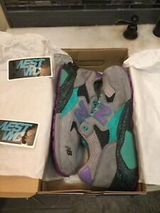 New Balance MT580 WST x West NYC DEAD Stock Sz12 Rare