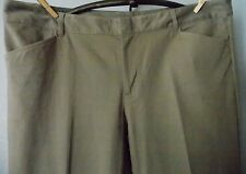 EDDIE BAUER SHAW FIT Pants with Stretch Size 18
