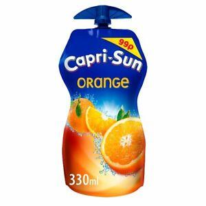 Capri-Sun Orange 15 x 330ml Price Marked 99p Lunch Box Cafe