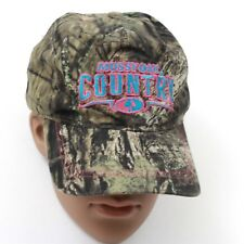 c5156655cef Mossy Oak COUNTRY GIRL Hat Camo Women s Strapback Baseball Cap Leafy Curved  Bill