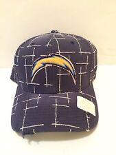 27194ab5de5 San Diego Chargers Reebok Retro Sport Stretch fit hat S M blue