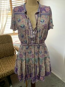 Spell And The Gypsy Collective Summer Dress Size 10