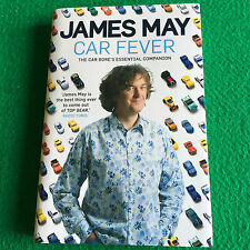 James May Car Fever The Car Bore's Essential Companion: NEW Driving Hardback