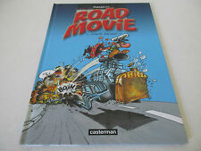 BD ROAD MOVIE Tome 1 CHAUD DEVANT ! - Mainguy CASTERMAN